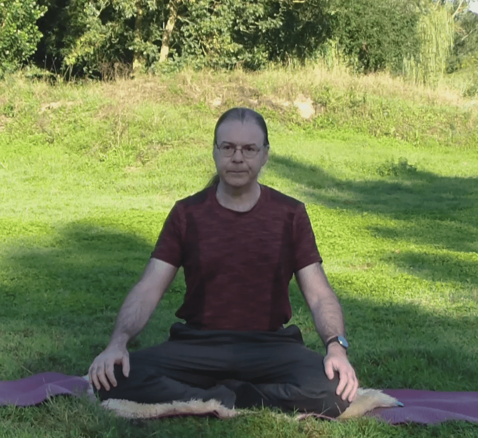Thierry Rocard enseignant le Kundalini yoga